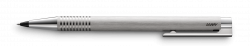LAMY logo brushed Mechanical pencil 0,7 mm