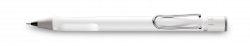 LAMY safari white Mechanical pencil