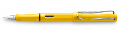 LAMY safari yellow Fountain pen M