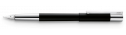 LAMY scala black Fountain pen M