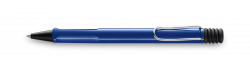 LAMY safari blue Ballpoint pen M