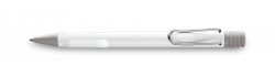 LAMY safari white Ballpoint pen