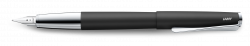 LAMY studio black Fountain pen M